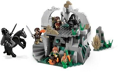 Lego Lord of the Rings Attack on Weathertop (%
