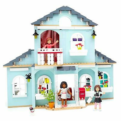 Mega Bloks American Girl Grace's 2-in-1 Buildable Play Home