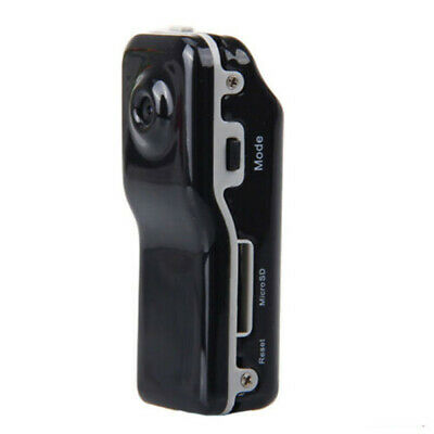 Portable HD 480P Spy Hidden Camera Monitor Sports DVR Cam