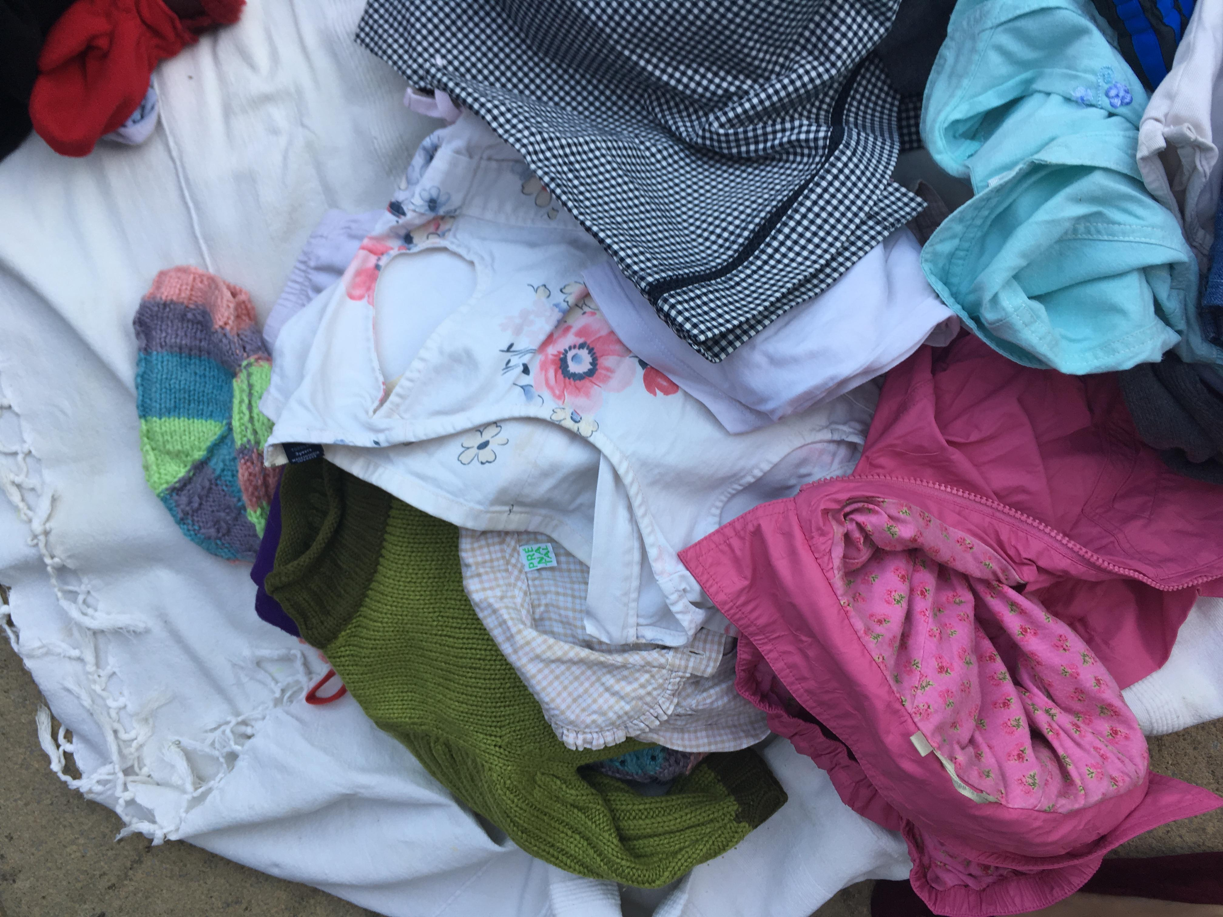Girls bundle of clothes 3 years