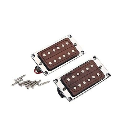 Humbucker Rose Wood Pickup for Epihone Electric Guitar Part