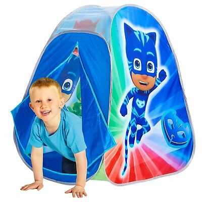 OFFICIAL PJ MASKS POP UP PLAY TENT CHILDRENS AGES 2+