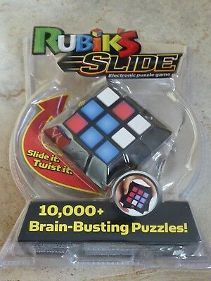 RUBIKS SLIDE Electronic Puzzle Game (Voice Lights Sound