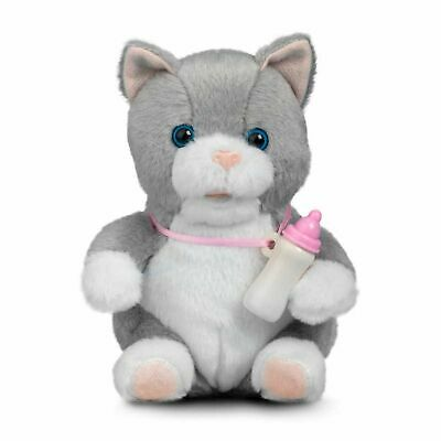 Tobar New Born Kitten New Gift Soft Play Makes Sounds