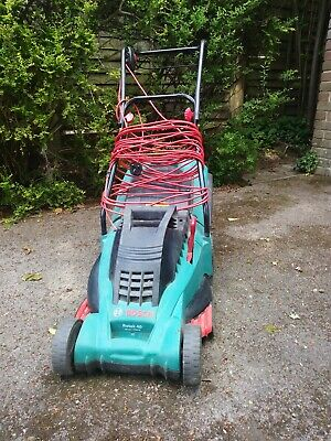 Bosch Rotak 40 Push Mower - complete but does not run