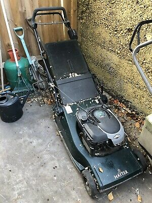 Hayter Harrier 48 Push Mower - Working But Needs Servicing