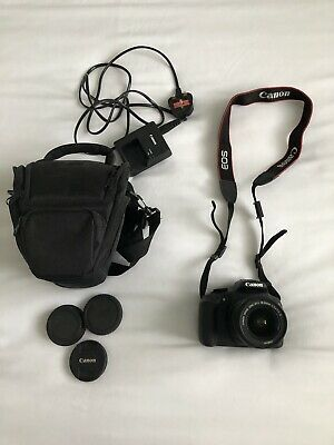 Canon EOS d 18MP DSLR Camera Kit with mm Lens -