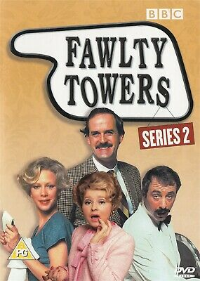 Fawlty Towers Series 2 (BBC) John Cleese, Prunella Scales -