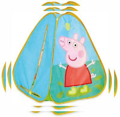 Peppa Pig KidActive Pop Up Playhouse Play Tent - Indoor or