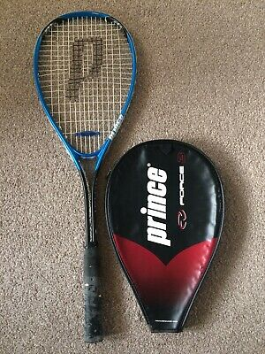 Prince Blast, Force 3 Squash Racket, Good Used Condition