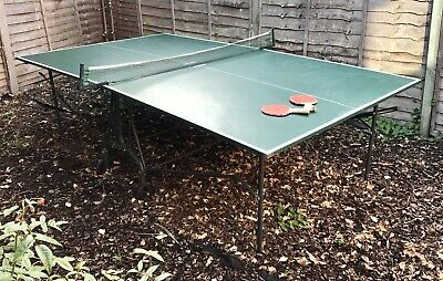 Kettler Outdoor Weatherproof Folding Table Tennis Table