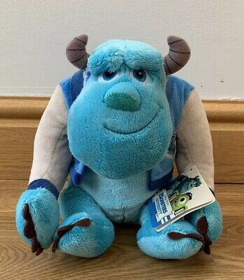 Sully Monsters Inc University Soft Plush With Tags