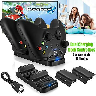 ONE Dual Charging Dock Station Controller Charger 2 Extra