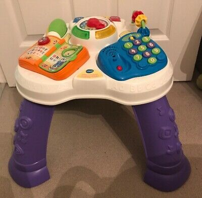Baby Vtech Play And Learn - Activity Table