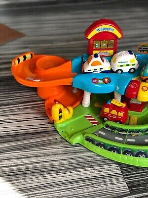 VTech Baby Toot-toot Drivers Garage 4 Cars
