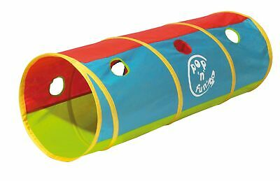 Pop Up Play Tunnel by Kid Active  x 42 x 42cm