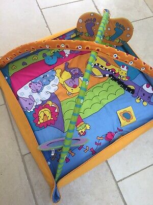 Tiny Love Gymini Kick and Play Baby Activity Mat - Folds