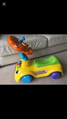 VTECH BABY SIT AND DISCOVER BABY RIDE ON