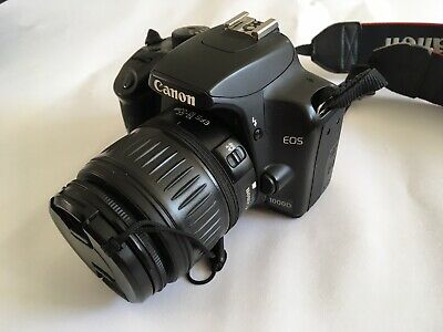 DSLR - Canon EOS D with mm f/ Lens