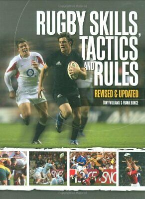 Rugby Skills, Tactics and Rules by Bunce, Frank Book The