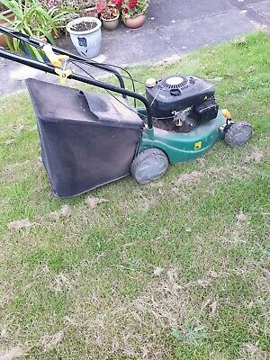 petrol Push Mower not working needs fixing