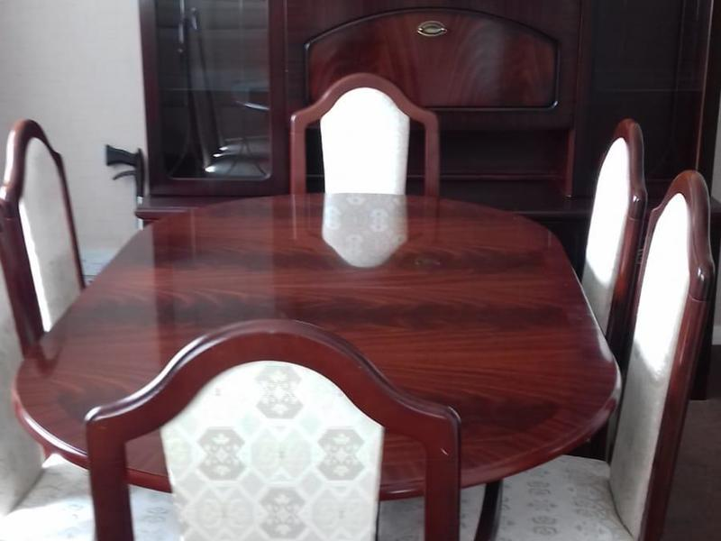 Dining Room Table & Chairs, TV Stand, Wall Units & Coffee