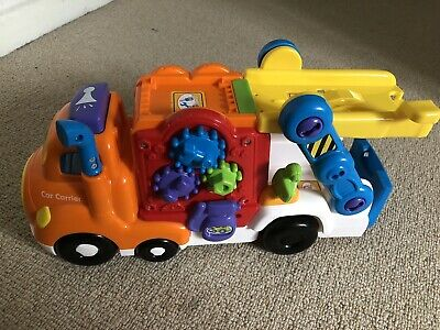 VTech Baby Toot-toot Car Carrier Interactive Role Play Fun
