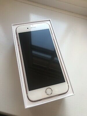 Apple iPhone 6s - 32GB - Rose Gold (Locked To Vodafone)