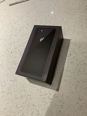 Apple iPhone 8 - 64GB - Space Grey (Unlocked) A (GSM)
