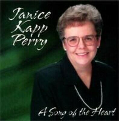 Song Of The Heart - Janice Kapp Perry (CD New)