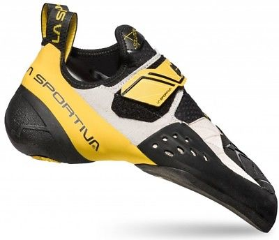 La Sportiva Solution Rock Climbing Shoe - UK 9.5 / EU 44