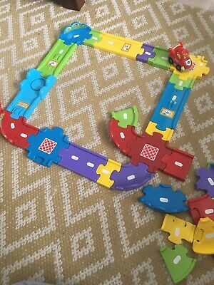 VTech Toot Toot Drivers Road Track And Car