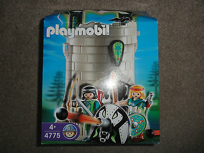 NEW - Playmobil  Knights Take Along Tower - New in Box