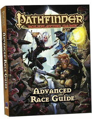 Pathfinder Roleplaying Game: Advanced Race Guide Pocket