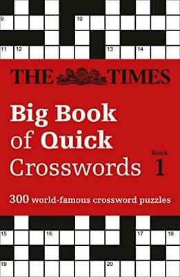The Times Big Book of Quick Crosswords  world-famous