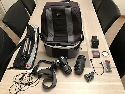 Canon EOS Rebel TD EFS mm IS Lens 15.1MP With Kit