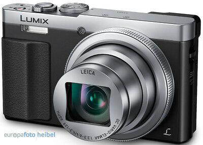 Panasonic Lumix DMC-TZ71 Silver DMC-TZ71EG-S New by Traders