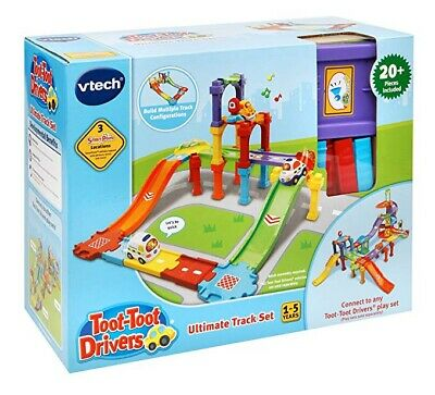 Vtech Baby Toot Toot Drivers Ultimate Track Set 22 Pieces -