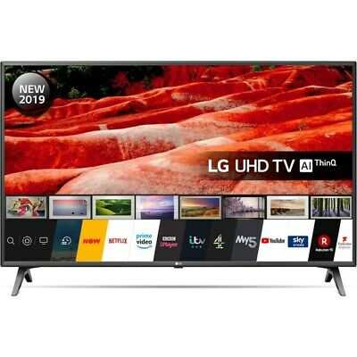 LG 43UMPLA 43-Inch UHD 4K HDR Smart LED TV with Freeview