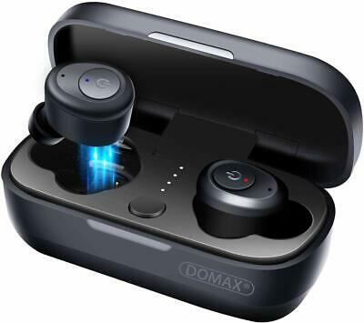 DOMAX Wireless Earphones Bluetooth Stereo Earbuds 25H