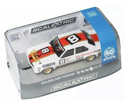 SCALEXTRIC C HOLDEN A9X TORANA  HORNBY PREVIEW