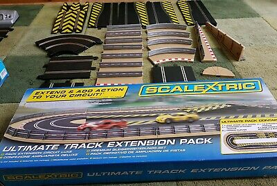 SCALEXTRIC - Ultimate Track Extension Pack - Extend & add