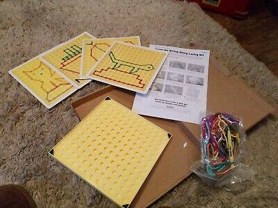 Learning Resources String-Along Lacing Kit