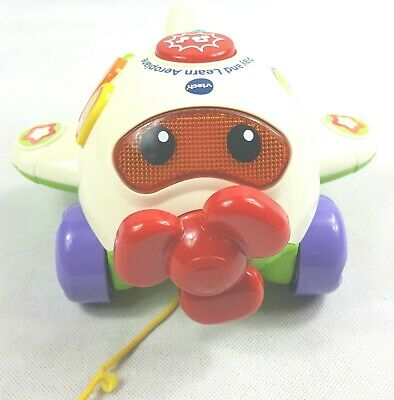 VTech Play and Learn Aeroplane childrens toy educational