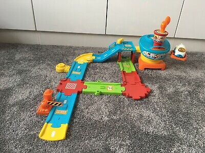 VTech Toot Toot Drivers Airport And Track Set