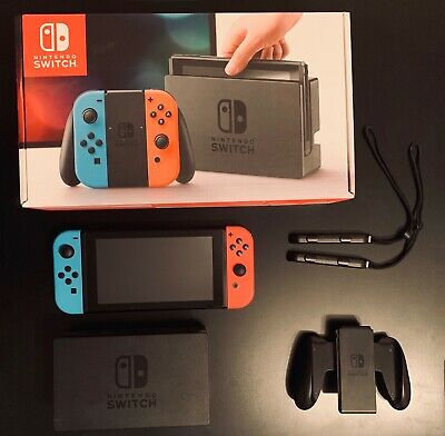 Nintendo Switch - Hackable low serial, Full system in