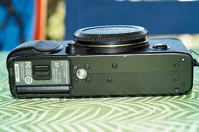 Fujifilm X-EMP Digital Camera - Black (Body Only) +