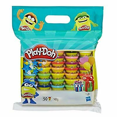 Hasbro PLAY-DOH Set of 50 x 28g Tubs SEALED Playdoh g