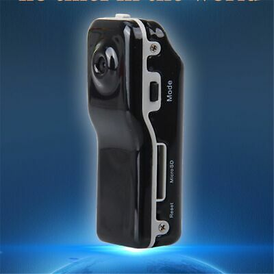 Portable HD Mini 480P Hidden Camera Monitor Sports DVR Cam