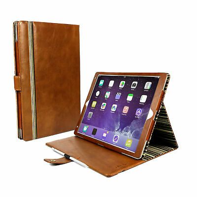 Alston Craig Personalised Genuine Leather Stand Case for